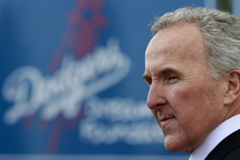 Frank McCourt took the Dodgers into bankruptcy last year, in a bid to retain ownership of the team. He ultimately agreed to sell the Dodgers, but through a court-supervised process that enabled him to hold an auction and select the winner.