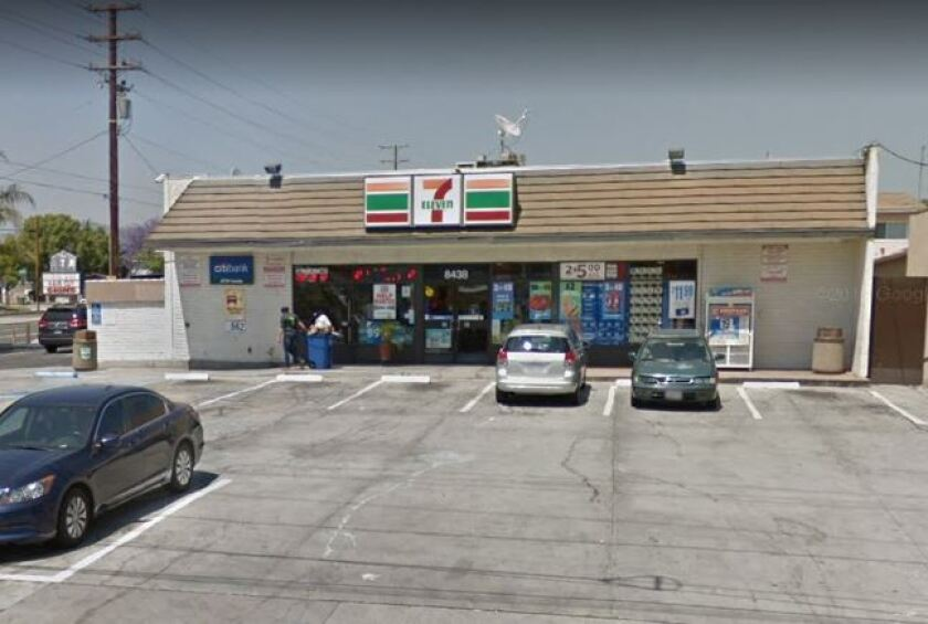 A clerk was shot and killed during a robbery at a 7-Eleven in Whittier early Saturday, police said.