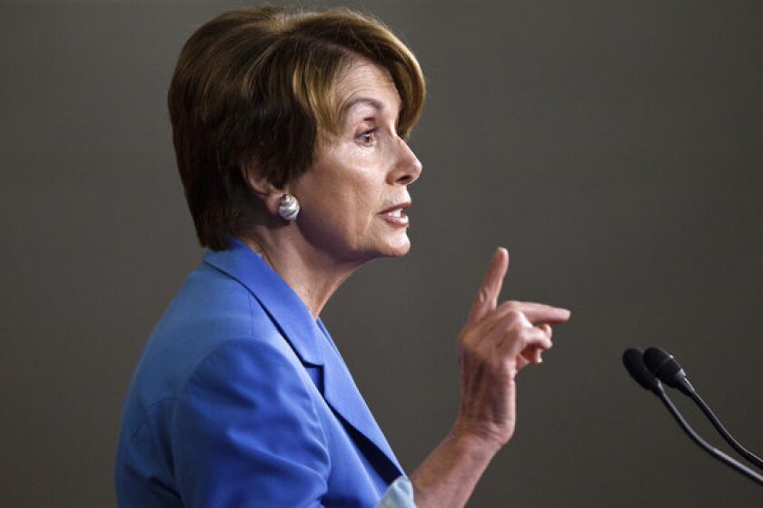 Pelosi: Romney wanted NAACP convention to boo him