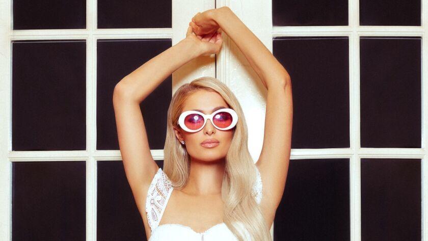 Paris Hilton Co-designs Boohoo.com Collection