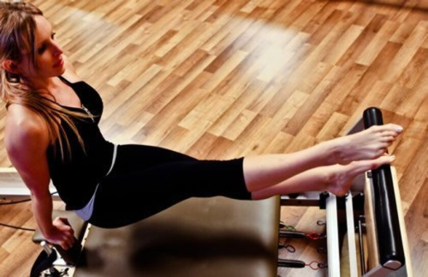 Armone's Core Connection is a Pilates, fitness and certification athletic-training center founded by Armone Sullivan.