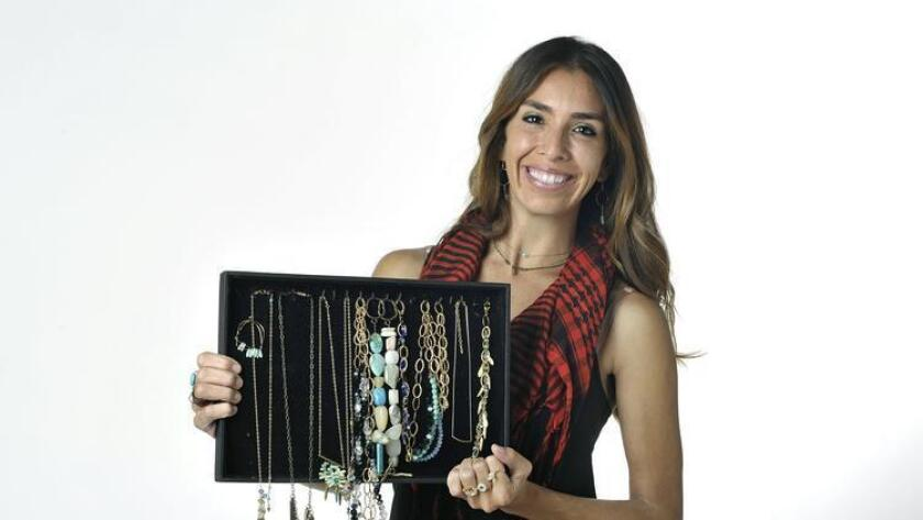 Amorcito Jewelry Feels The Love Pacific San Diego