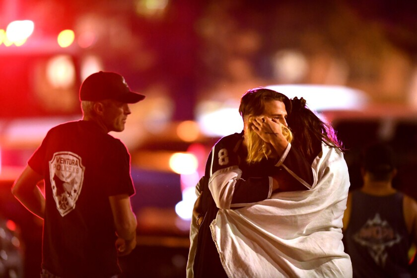 Recent US mass shootings: A timeline - Los Angeles Times