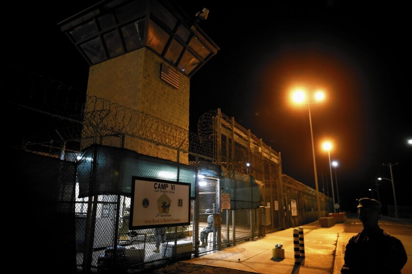 Bin Laden's ex-bodyguard cleared for release from Guantanamo