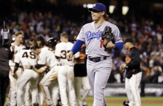 Bill Plaschke's Wakeup Call: The Dodgers are not looking good for the postseason