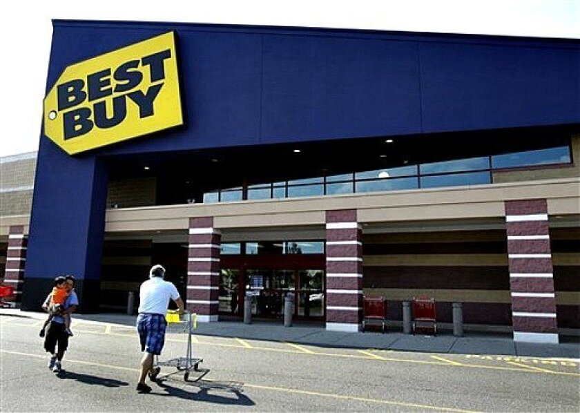 Best Buy says it is ending its flexible work plan. The announcement comes a week after Yahoo said it wants all of its employees working in the office and not telecommuting.