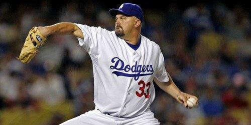 Dodgers - David Wells