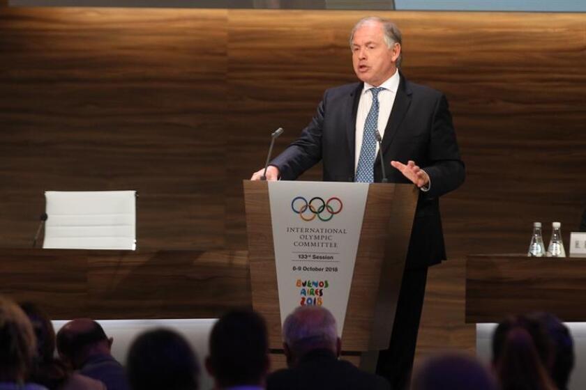 En la imagen, el presidente del Comité Olímpico Argentino, Gerardo Werthein. EFE/Archivo