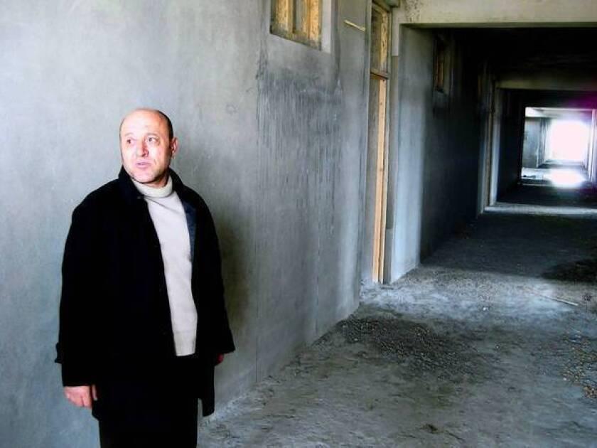 U.S. reconstruction effort in Afghan provinces is unfinished work
