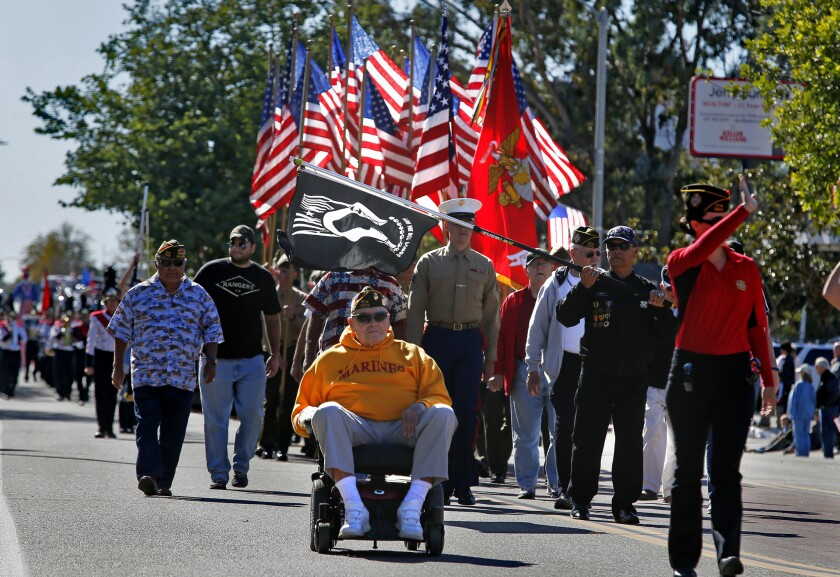 Veterans Day | Fallbrook