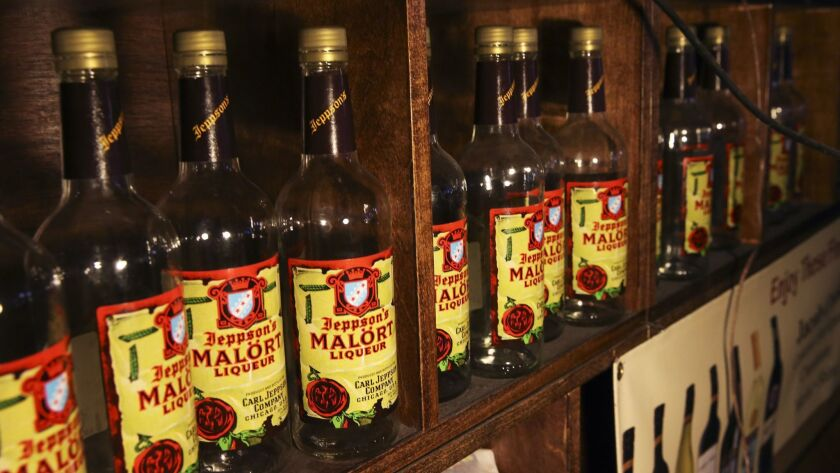 Jeppson's Malort, a bitter wormwood Swedish liquor that's simultaneously embraced and reviled by many Chicagoans, has been acquired by the Pilsen-based CH Distillery.