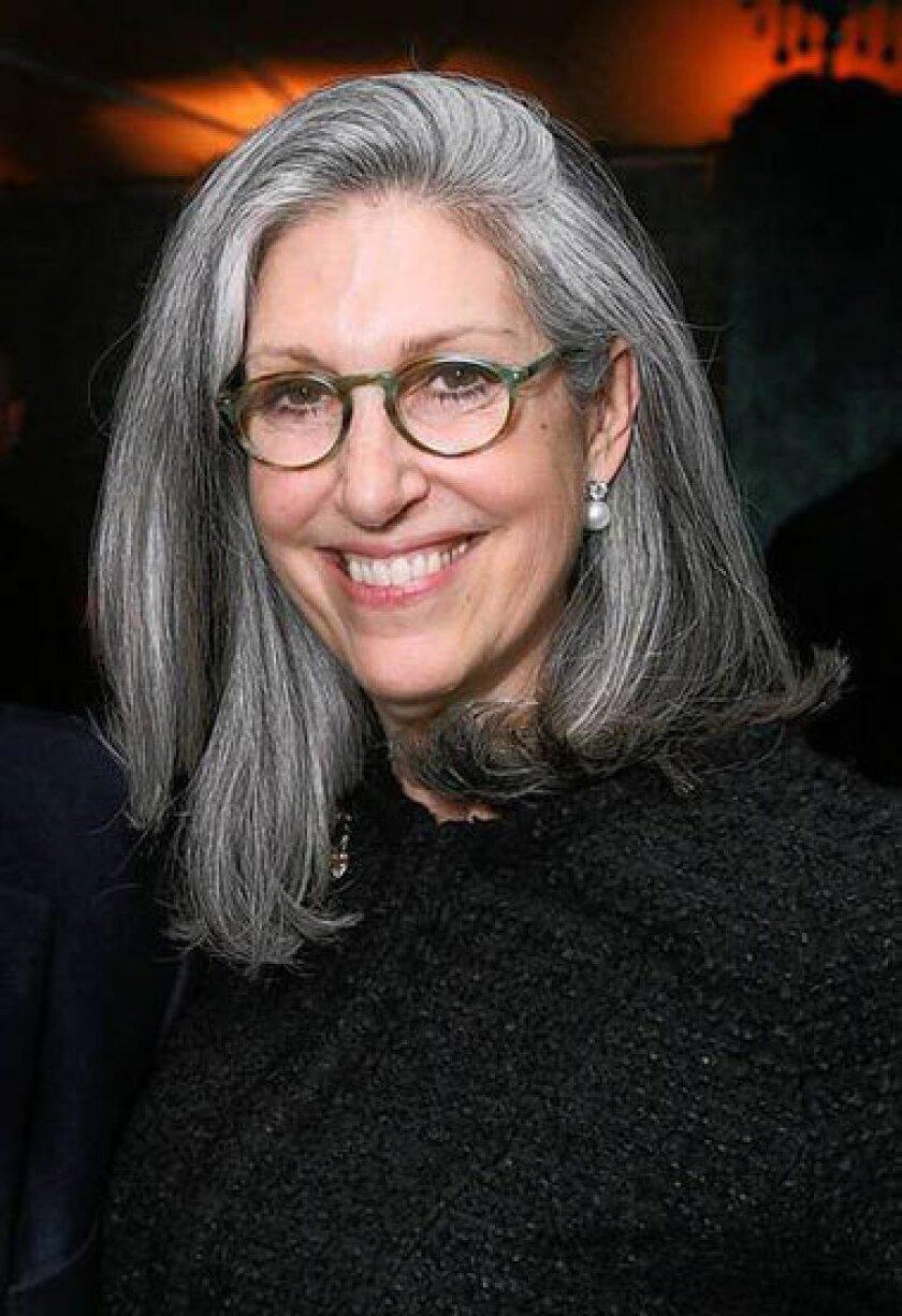film costume designer Deborah Nadoolman Landis