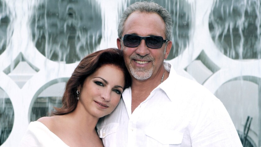 """Gloria and Emilio Estefan: Library of Congress Gershwin Prize for Popular Song"" on PBS."