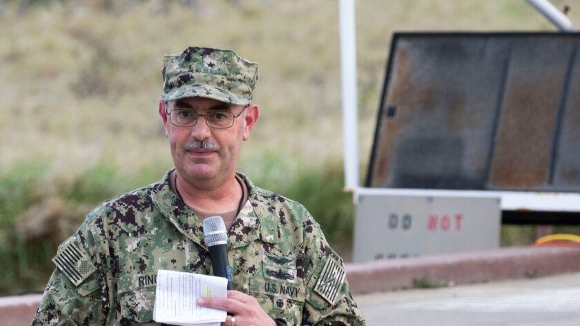 Guantanamo commander sacked, Naval Station Guantanamo Bay, Cuba - 17 May 2018