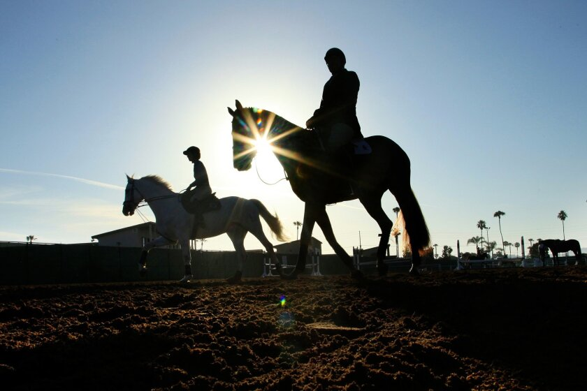 Horses, charros, equestrian competition return with Del Mar National Horse Show - The San Diego Union-Tribune
