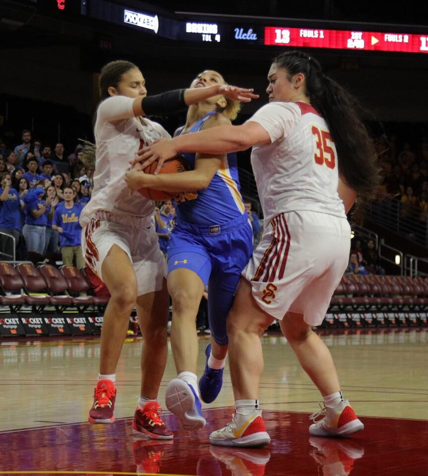 Photos: No. 7 UCLA at USC