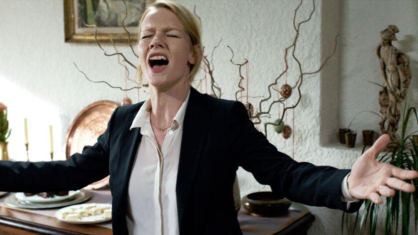 Sandra Hüller in 'Toni Erdmann'
