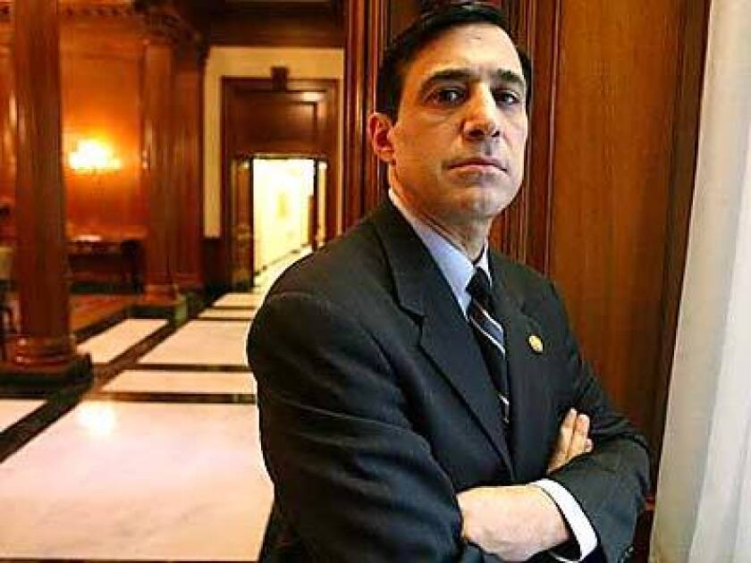 Darrell Issa's nomination for trade post hits a snag over his FBI background file