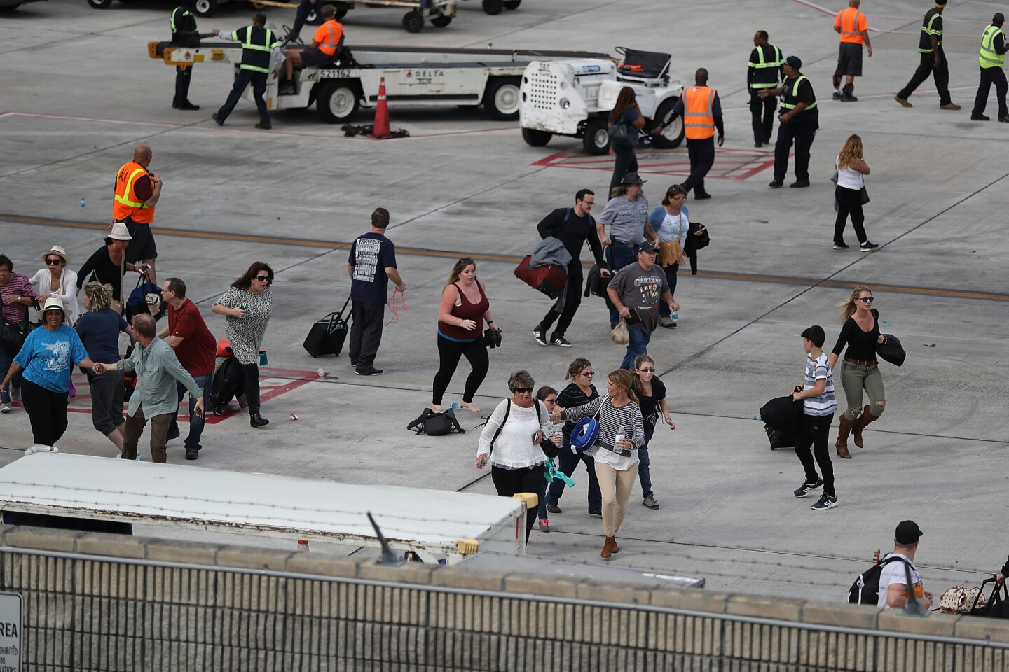 Fort Lauderdale airport shooting
