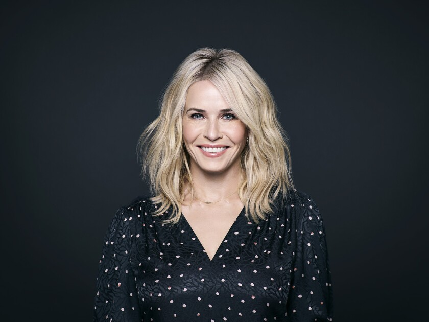 """Chelsea Handler brings her """"Vaccinated and Horny Tour"""" to San Diego on Sept. 5."""