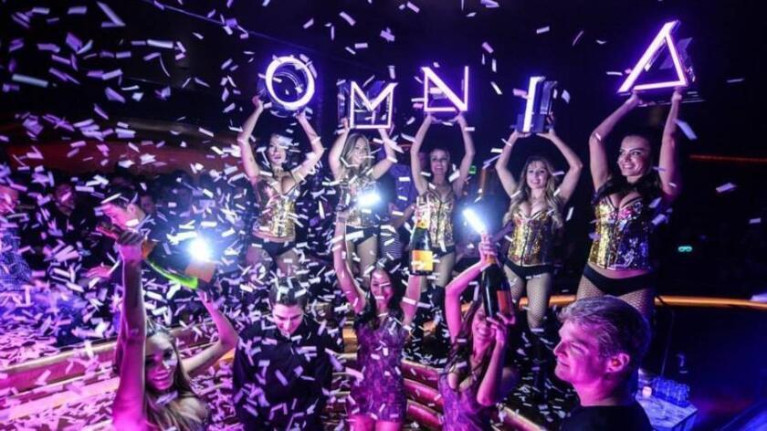 OMNIA Las Vegas opening (/ Al Powers, PowersImagery.com)