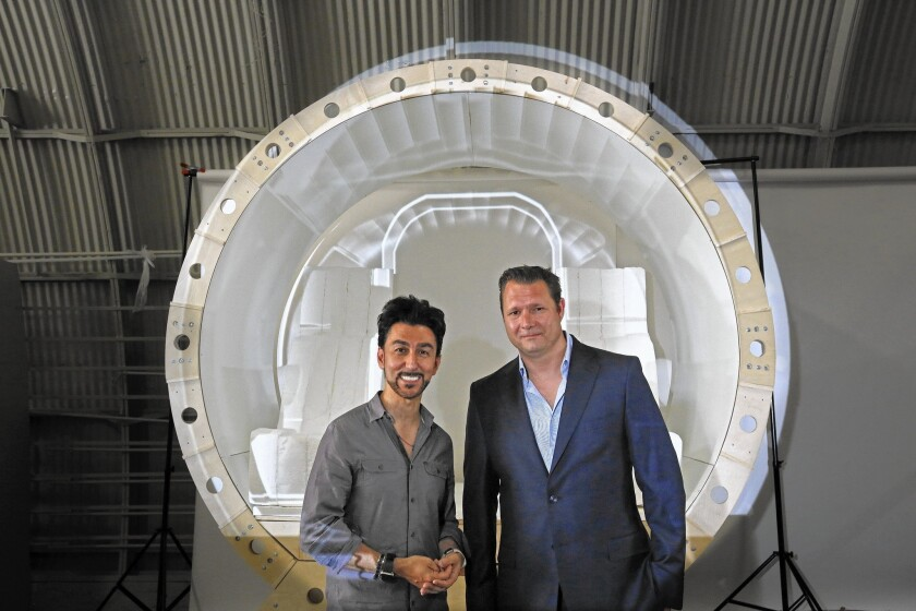 A radical way of making a Hyperloop