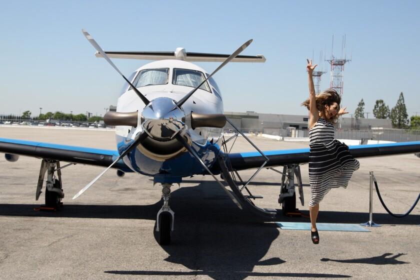 Coachella Jet Set