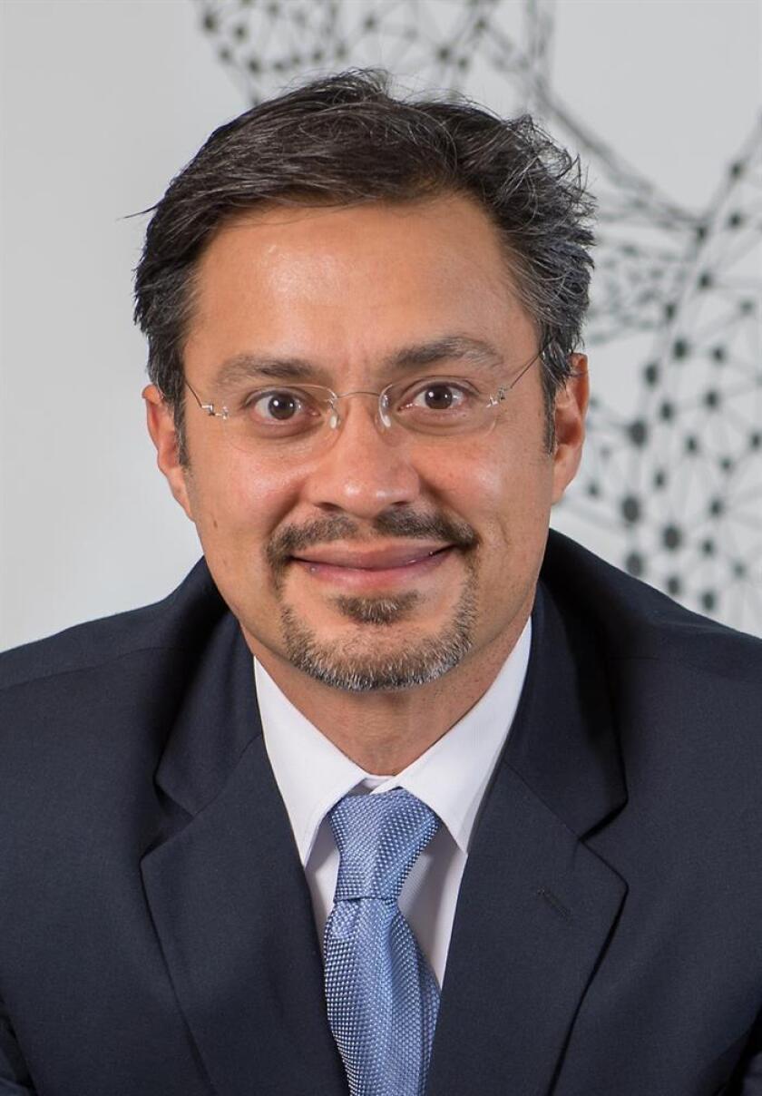 Fotografía cedida hoy, miércoles 19 de septiembre de 2018, que muestra al director de cuidado de salud 3M México, Francisco Morales. EFE/3M/SOLO USO EDITORIAL