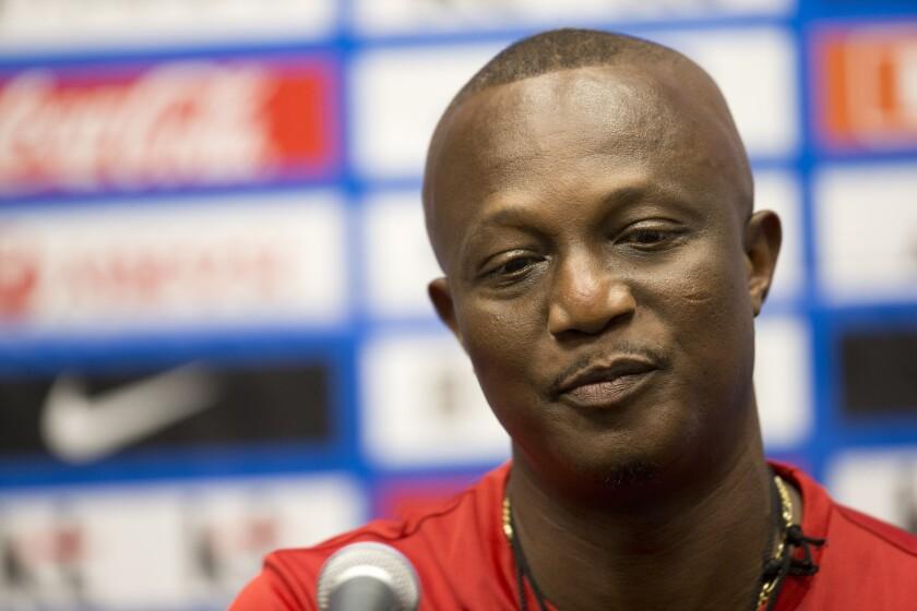 Soccer Ghana Coaches Fired