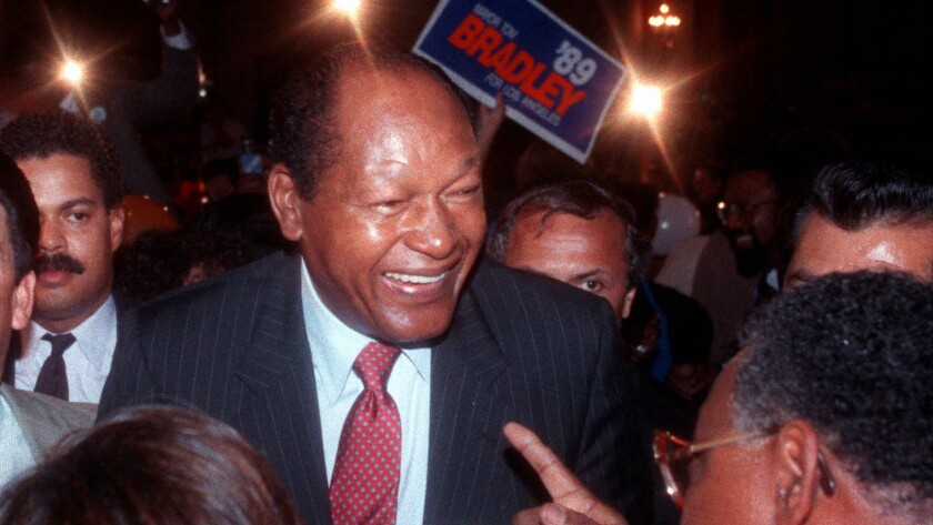 Former L.A. Mayor Tom Bradley is saluted in a new documentary airing Tuesday on KOCE.