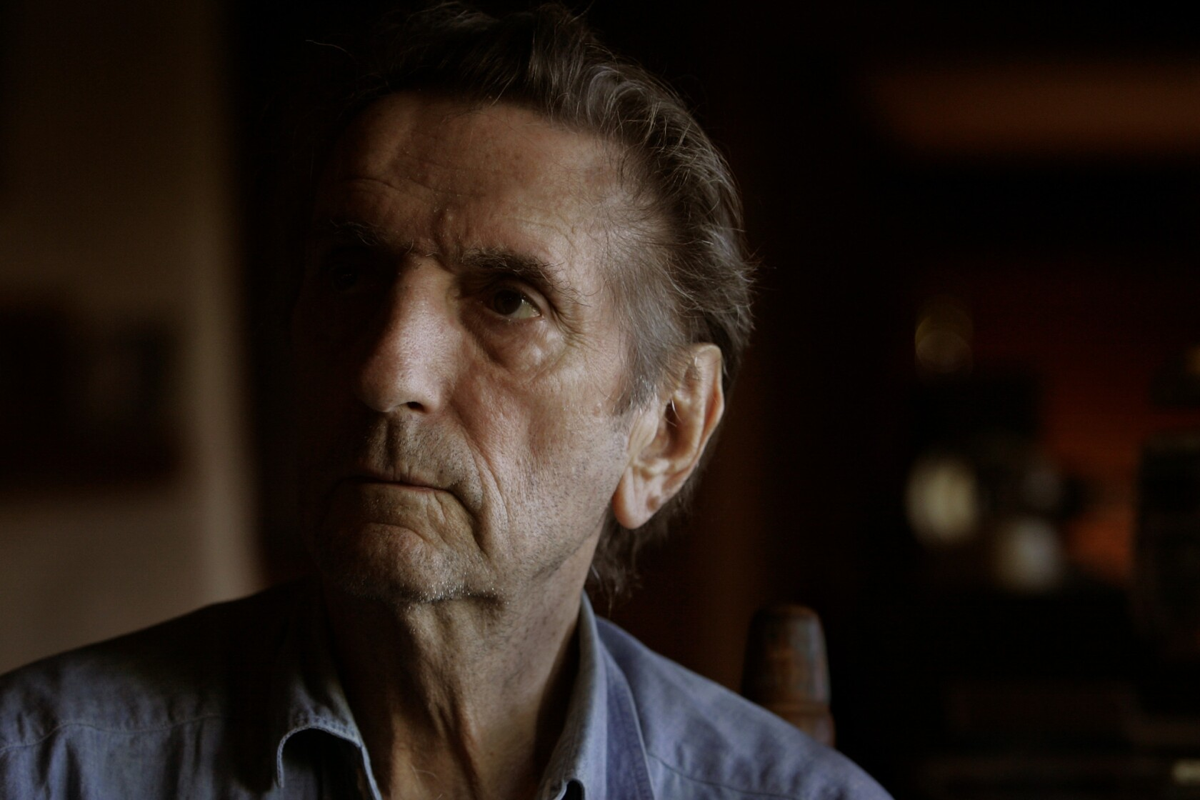 Harry Dean Stanton, character actor in 'Twin Peaks,' 'Big