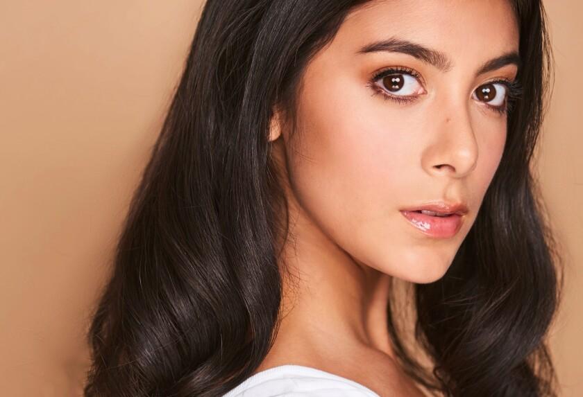 La neoyorquina de ascendencia mexicana y boricua Giselle Torres tiene solo 17 años.