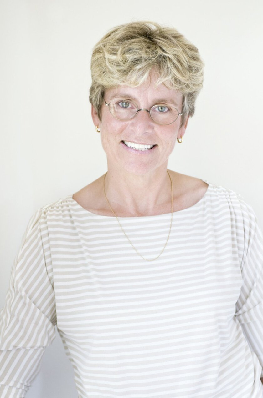 Maria Bagby runs the Therapeutic Literacy Center in Solana Beach.