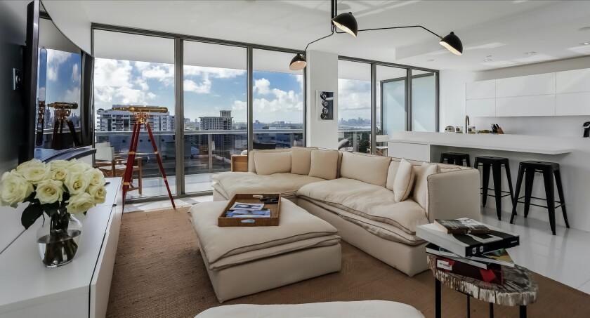 Yonder Alonso's Miami Beach penthouse | Hot Property