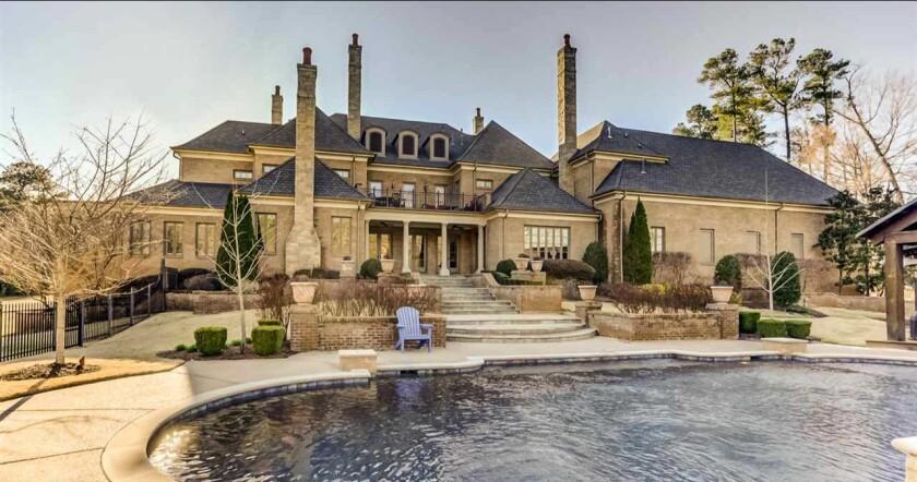 Monta Ellis' French Country estate