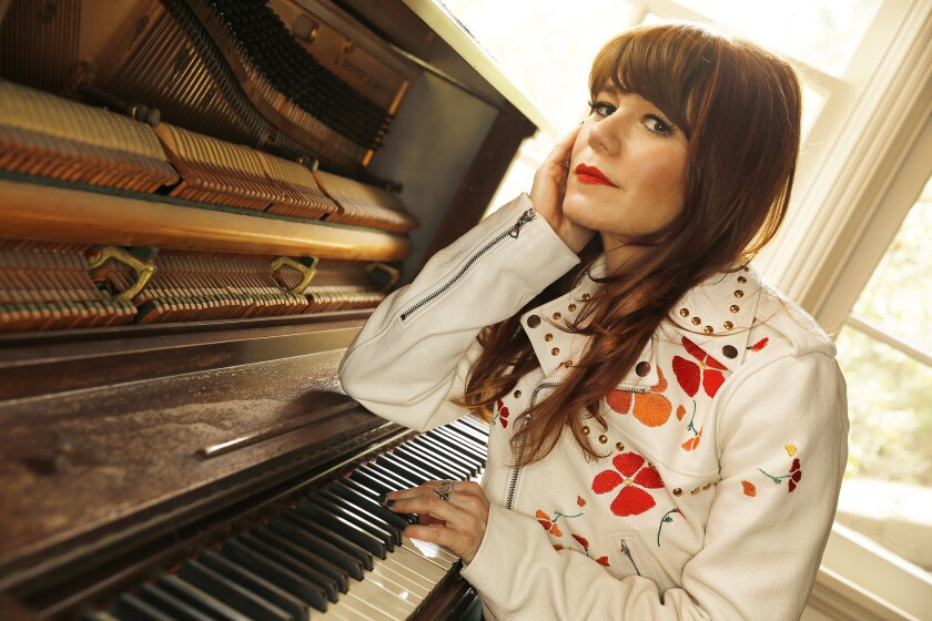 """The former Rilo Kiley frontwoman fled to Manhattan after the release of her 2014 album, """"The Voyager."""""""