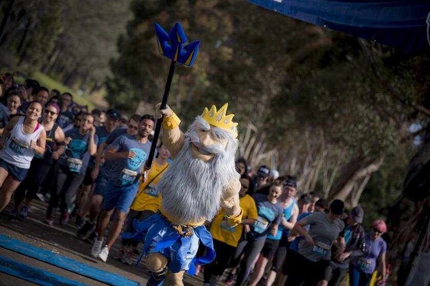 Triton 5k and Festival
