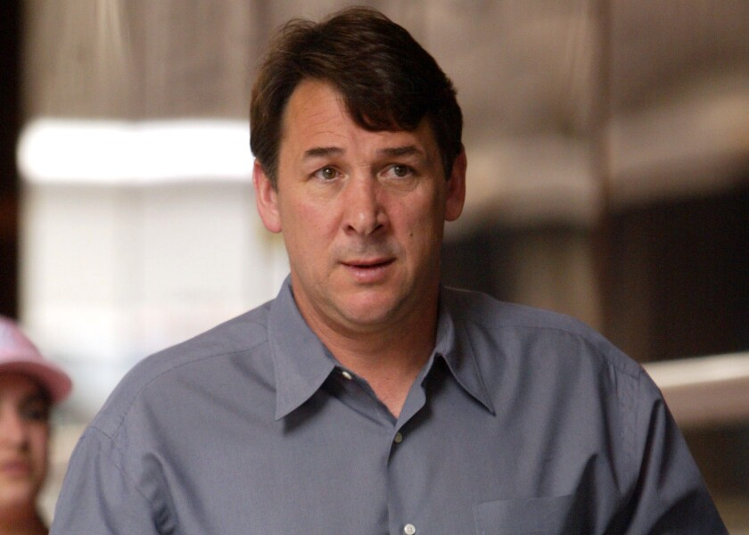 Mike Milbury in 2005.