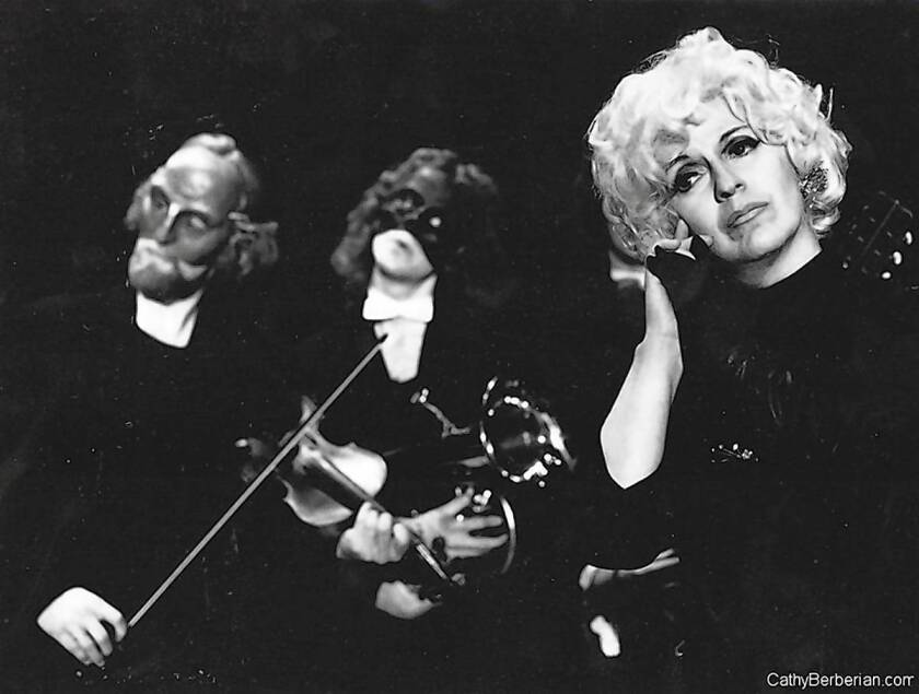 Mezzo-soprano Cathy Berberian helped change the course of music.