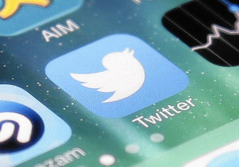 """""""There is no one 'magic algorithm' for identifying terrorist content on the Internet,"""" Twitter said."""