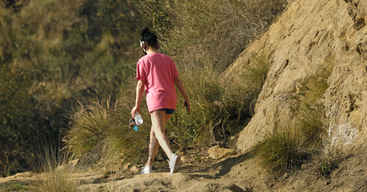 Essential Arts: Immerse yourself in a Griffith Park 'Soundwalk,' and cry along with us