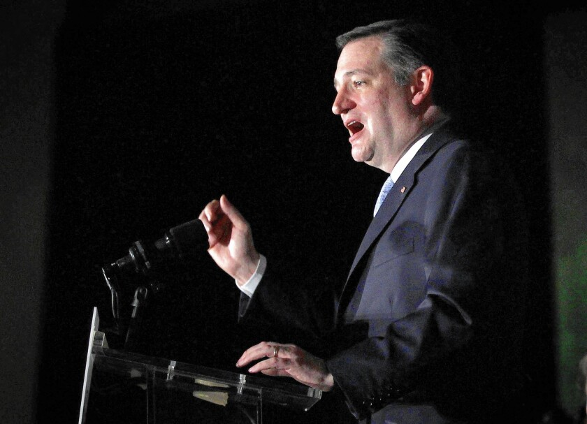 Ted Cruz's strategy in Nevada