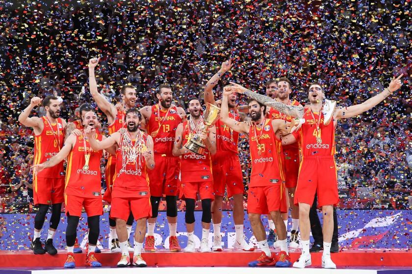 Argentina v Spain: Final - FIBA World Cup 2019