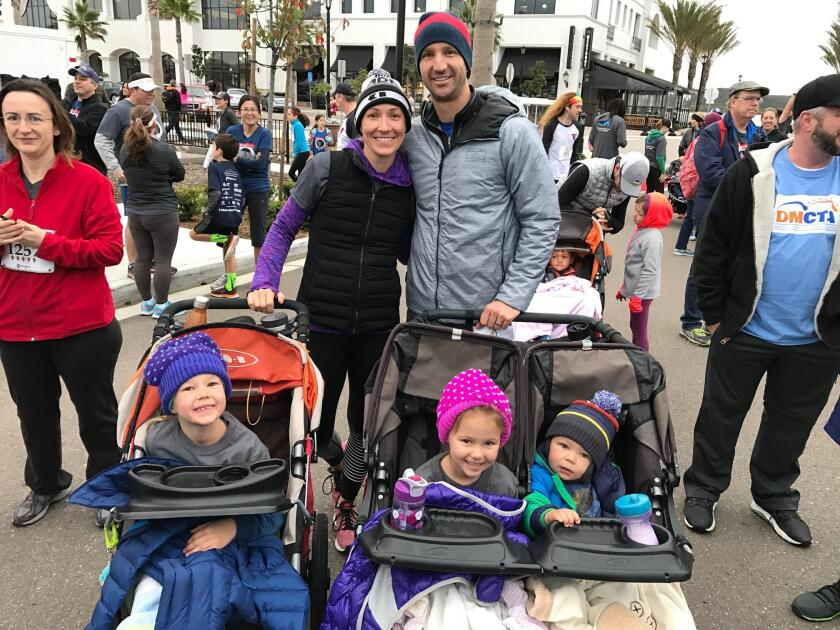 Smiles for miles: Fifth-annual Carmel Valley 5K hits the streets