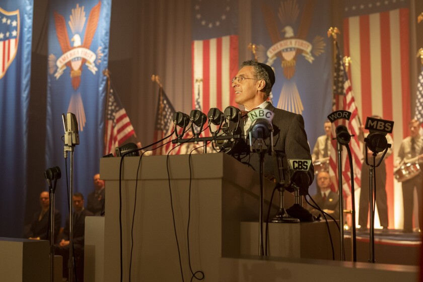 TV - The Plot Against America