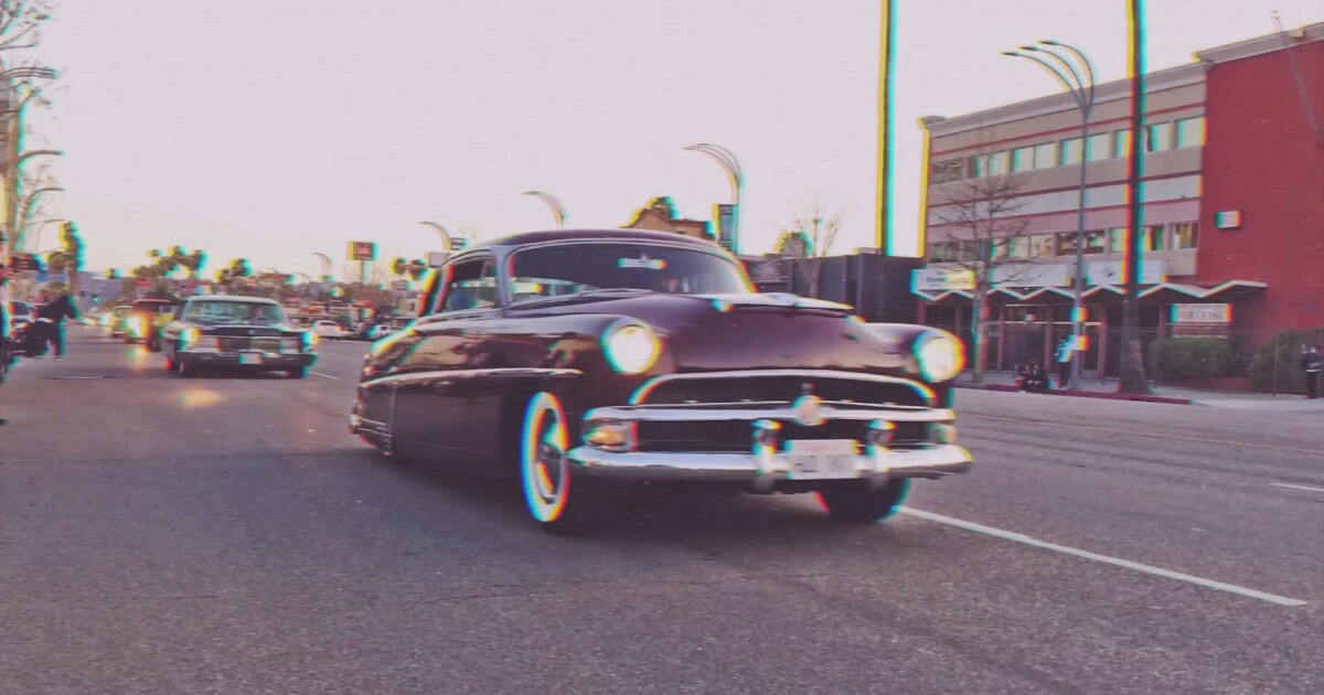 The lowrider is back: The glorious return of cruising to the streets of L.A.