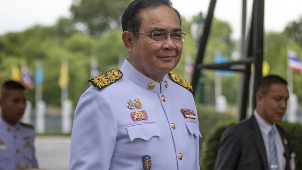 Thai court declines to hear case of PM's incomplete oath