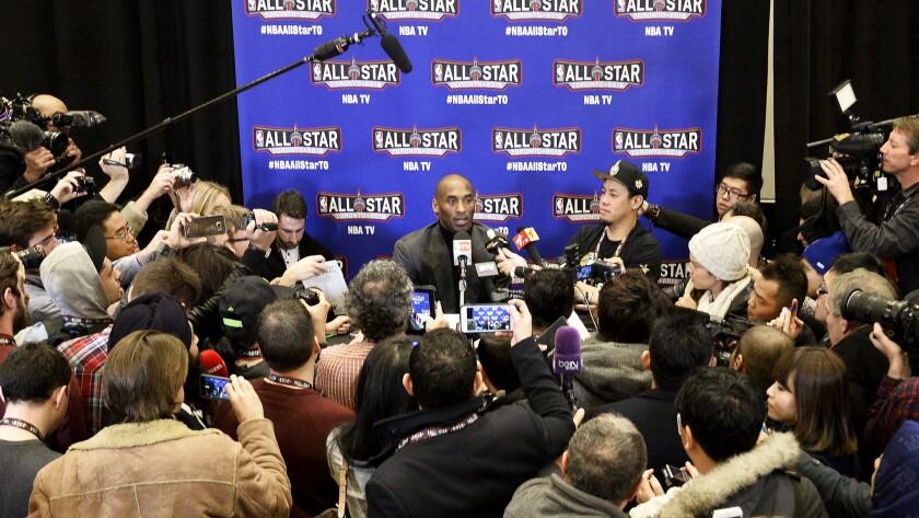 Kobe Bryant media