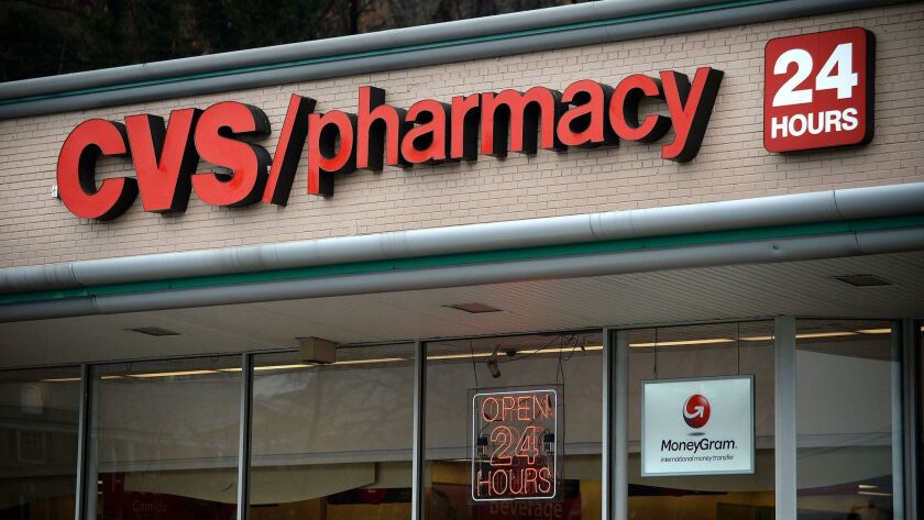 CVS says it no longer employs two workers at a store in Chicago (not pictured) who were involved in calling police on a customer trying to use a coupon.