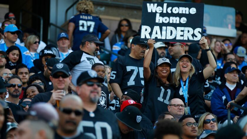 Chargers - Raiders 12/31/17